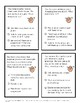 "Problem Solving and Social Skills Task Cards:  ""So You Think You Have Problems?"""