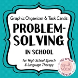 Problem-Solving in School for High School Speech and Language Therapy