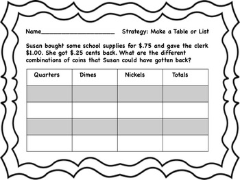 Strategies and Activities for Teaching Word Problems