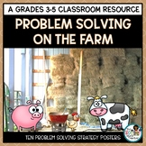 Problem Solving on the Farm- Math Problem Solving Strategy