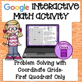 Problem Solving with Coordinate Grids Google Classroom Act