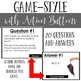 Problem Solving with Data Review Game Stinky Feet