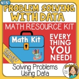Problem Solving with Data Tables, Dot Plots, Stem & Leaf P