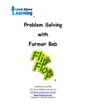 Problem Solving with Farmer Bob (Sums of Ten, Doubles, and More)