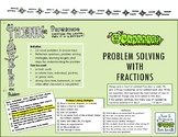 Problem Solving with Fractions