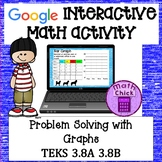 Problem Solving with Graphs TEKS 3.8A and 3.8B Google Ready!