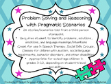 Problem Solving with Pragmatic Scenarios