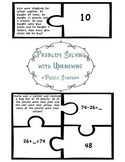 Problem Solving with Unknowns - Matching Puzzle Stations