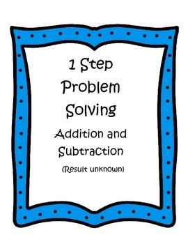 Problem Solving with Visuals Representation