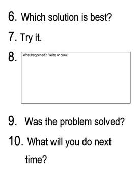 Autism Problem Solving