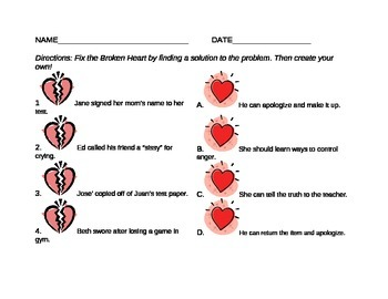 Problem Solving with our Hearts