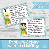 Problem Solving with the Halflings Task Cards