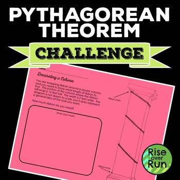 Pythagorean Theorem Problem Solving, Free