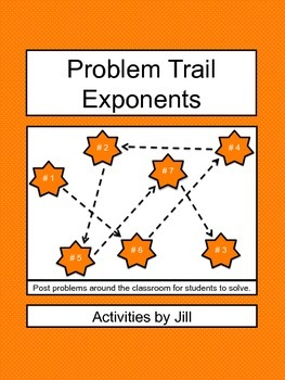 Problem Trail: Exponents