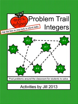 Problem Trail: Integers