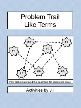 Problem Trail: Like Terms