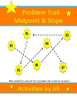 Problem Trail: Midpoint and Slope