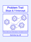 Problem Trail: Slope and Y-Intercept