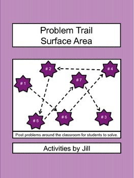 Problem Trail: Surface Area