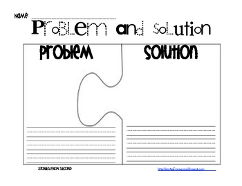 Worksheets Problem And Solution Worksheets problem and solution activi by fourth ten teachers pay activity pack