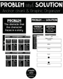 Problem and Solution Anchor Chart & Graphic Organizer