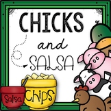 Problem and Solution (Chicks and Salsa)