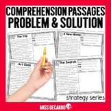 Problem and Solution Reading Passages