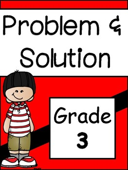 Problem and Solution: Differentiated Reading Printables
