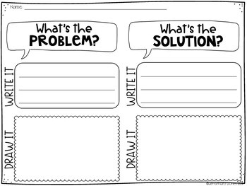 Problem and Solution Interactive Read Alouds