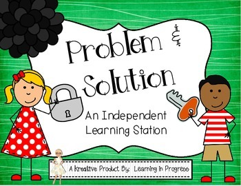 Problem and Solution Learning Station