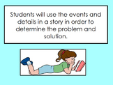 Problem and Solution Lesson Package