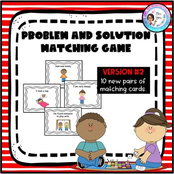 Problem And Solution Matching Game 2