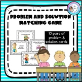 Problem and Solution Matching Game
