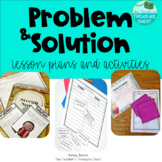 Problem and Solution | Text Structure Reading Passages and
