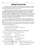 Problem and Solution Passage w/ Questions