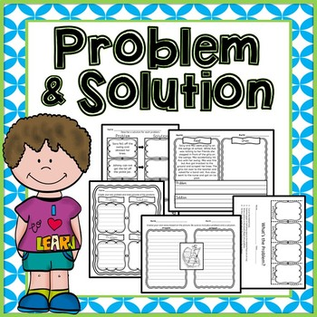 Problem and Solution - Reading Comprehension Skills
