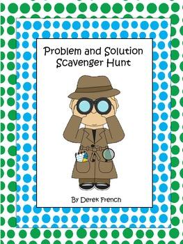 Problem and Solution Scavenger Hunt