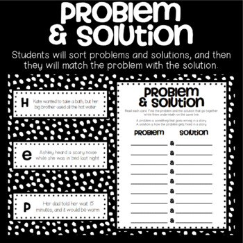 Problem and Solution Set 2