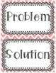 Problem and Solution Sort