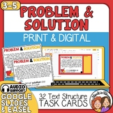 Problem and Solution Task Cards with Differentiated Studen
