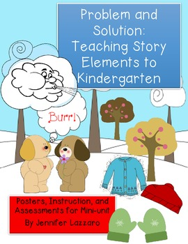 Problem and Solution: Teaching Reading Elements in Kindergarten
