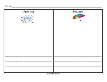 Problem and Solution Template