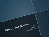 Problem and Solution Test Prep