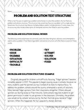 how to analyse the structure of a text