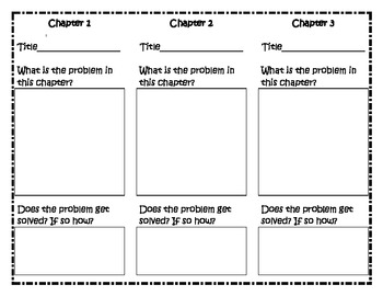 Problem and Solution Trifold