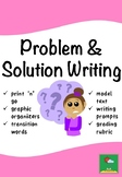 Problem and Solution Writing