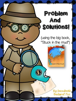 """Problem and Solution for the book """"Stuck in the mud"""""""
