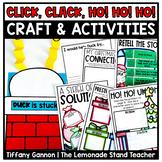 Click Clack Ho Ho Ho Activity and Craft