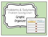 Problem and Solutions Reading and Writing Graphic Organizer