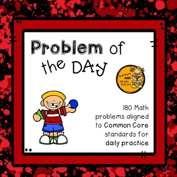 Problem of the Day - 2nd Grade Math